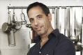 Israeli-born chef, cookery writer and restaurant owner Yotam Ottolenghi.