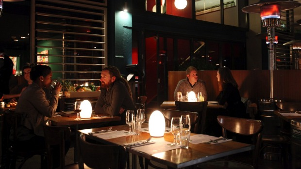Dining out: The Larder at Otto in Woolloomooloo, Sydney.