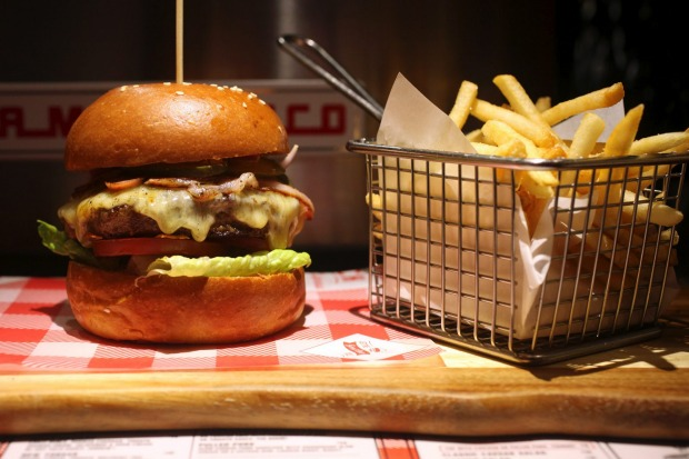 The Brooklyn bacon burger with smoked cheese is one of many excellent options from Batch Burgers in Kirribilli. Review ...