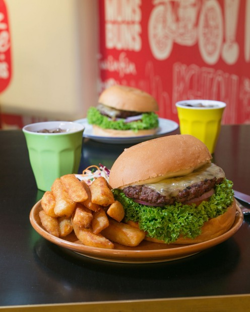 The menu at Goodtime Burgers in Bondi Junction lives up to its name - the burgers here are actually really good. Details ...