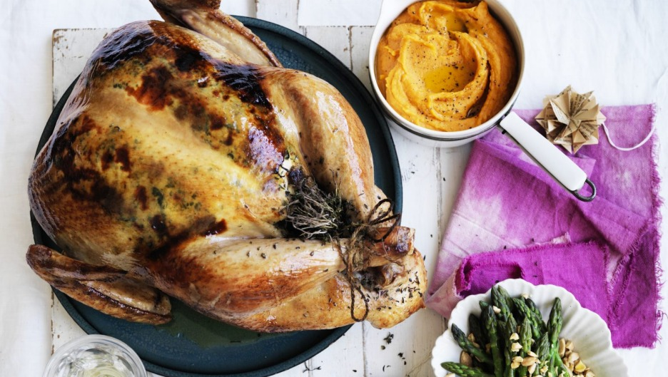 Nice-looking bird: whether roasted, deep-fried and barbecued, turkey is a winner for Christmas.