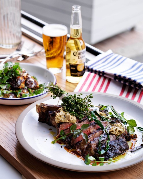 Spend sunny days with steak and beers at Coogee Pavilion's rooftop oasis.