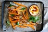Dust sweet potato fries in sweet potato flour for extra crunch <a ...