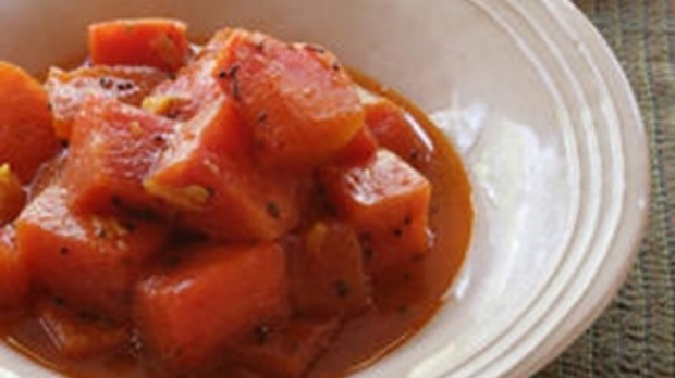Rajasthani watermelon curry