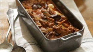 Rabbit lasagne with truffle-scented bechamel