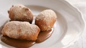 Greek doughnuts