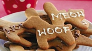 Gingerbread Cats and Dogs