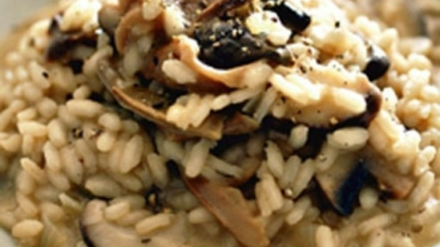 Wild Mushroom Risotto Recipe Good Food