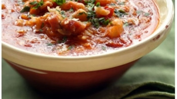 Italian country soup Recipe | Good Food