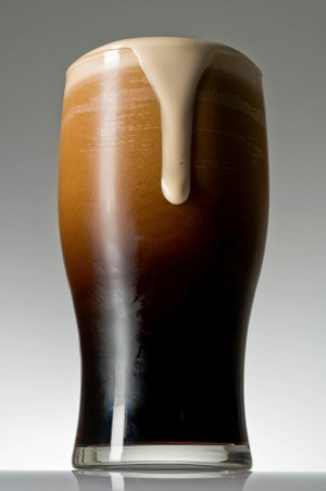 Guinness: a thick, dark, syrupy brew, soon to be without fish guts.