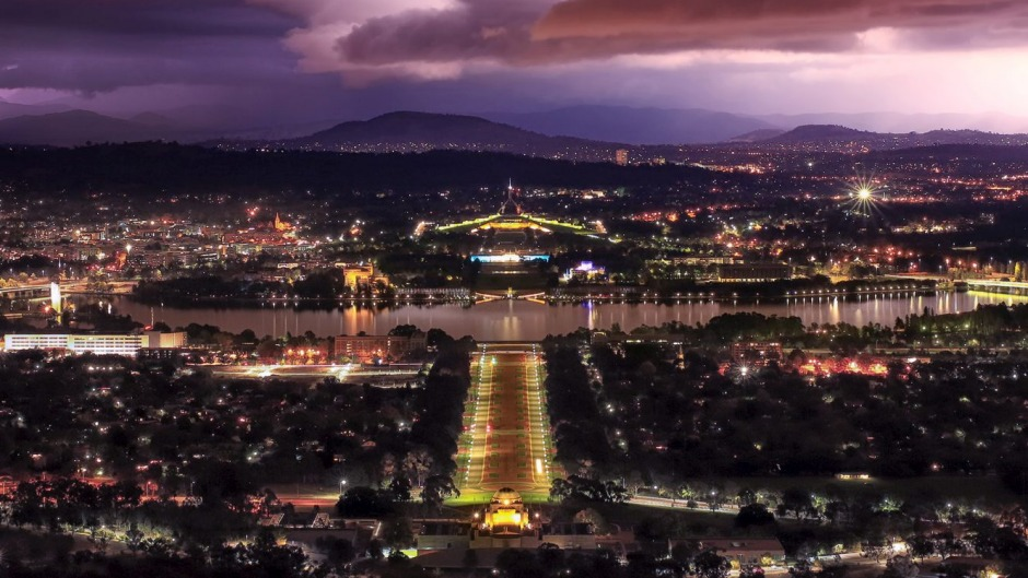 Canberra has been named Lonely Planet's third best city in the world to visit in 2018