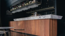Bacaro, the new wine bar at Italian and Sons.
