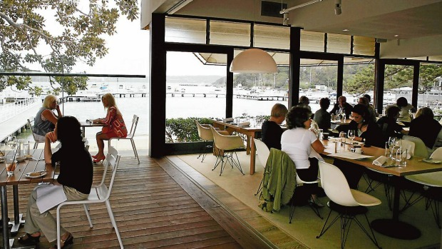 the public dining room | Balmoral's Public Dining Room embodies the best of Sydney
