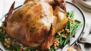 Neil Perry's roast turkey.