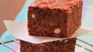 Greenwich, Sydney. Food prepared by Lynne Mullins..... Beetroot Brownies. Photo: Quentin Jones. July 19, 2011