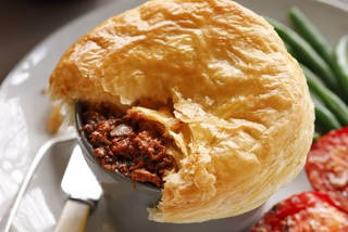 Beef and red wine pot pie Recipe | Good Food