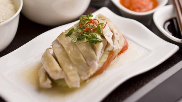 how to cook hainanese chicken rice youtube