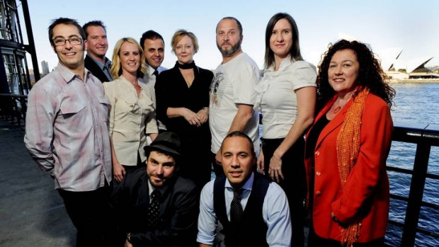 Sydney restaurateurs who participated in DineSmart last year.