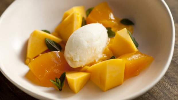 Mango - the taste of summer.