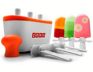Zoku paddle pop maker.