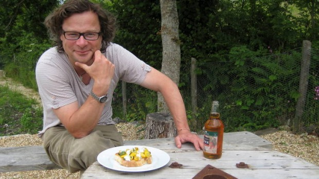 Hugh Fearnley-Whittingstall.