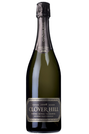 2008 Clover Hill Methode Traditionnelle Pipers River