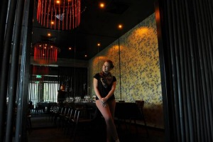 Owner Amy Tran at Malamay.
