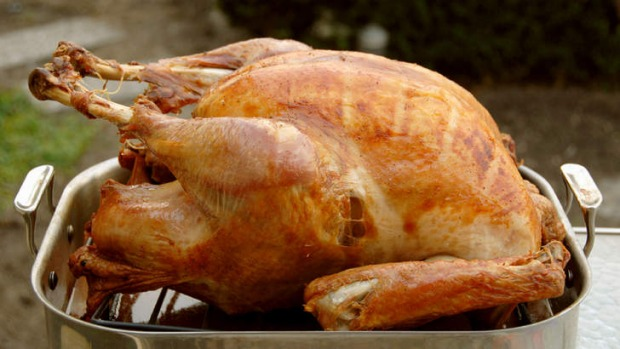 A brine will help to keep your turkey moist.