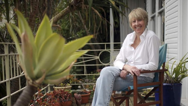 New venture …Lorraine Godsmark at her Whale Beach home.