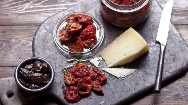Serve with a splash of sherry vinegar, some manchego cheese, a few olives and some crusty bread.