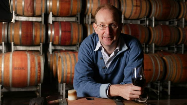 Mitchell Taylor, third-generation winemaker and managing director of Taylors Wines. Australia's family-owned producers ...
