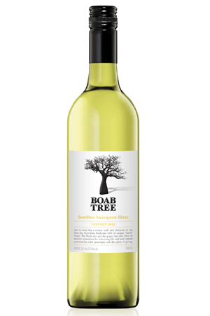 Huon Hooke - Boab Tree Semillon Sauvignon Blanc, Riverina 2012 The information contained in this e-mail message and any ...