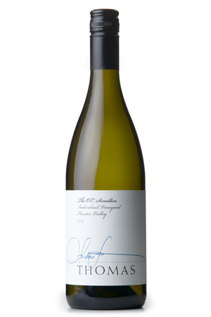 Huon Hooke - Thomas Wines The O.C. Semillon, Hunter Valley 2012