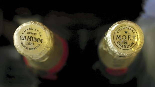 If your budget doesn't stretch to the real McCoy, Rockpool's Sophie Otton suggests Australian sparkling wines.