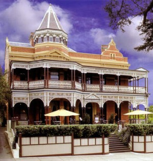 With its grand exterior and varied dining options, Queenscliff Hotel echoes a colourful history.