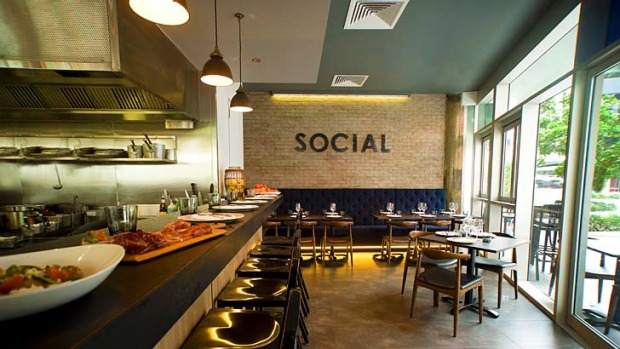 Just opened ... Social Eating House & Bar in Broadbeach.