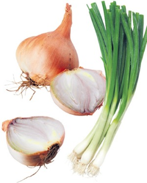 Shallots and spring onions can be confusing.
