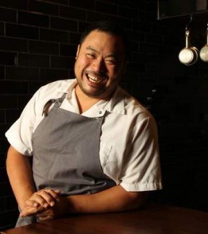 Adopted Aussie David Chang of Sydney's Momofuku says we should be working towards foods that are unique to Australia.