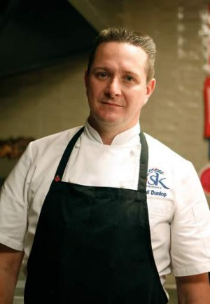 Former St Katherine's head chef Paul Dunlop will oversee the kitchen at GG, at the site of the Mercy Hospital site in ...