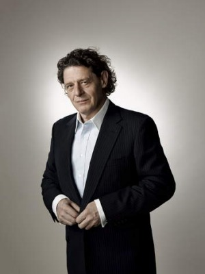 Chef Marco Pierre White.