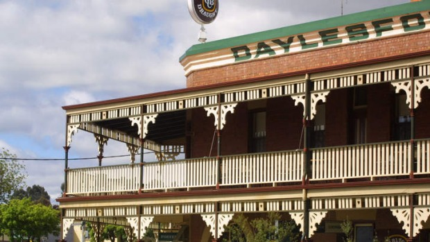 Daylesford Hotel is set for a revamp.