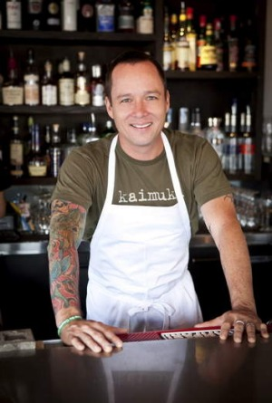 Hawaiin chef Ed Kenney.