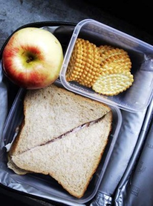 Smart choices ... It's not just about what food goes into the lunchbox but what packaging is involved too.