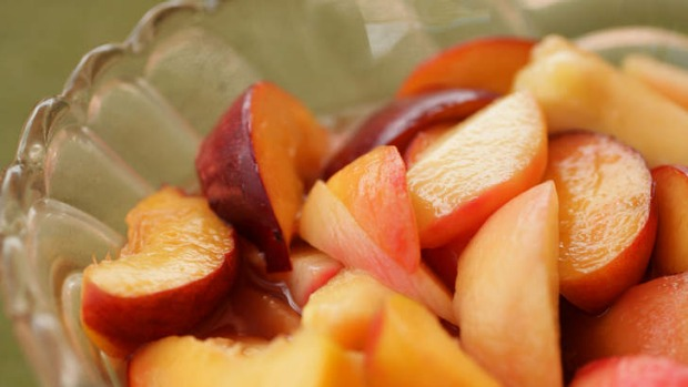 Maceration – the process that transforms table fruit into a  flavourful dessert –  has become a menu staple.