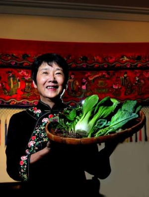 Patty Yang talks about Chinese New Year .