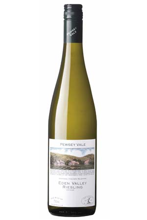 Huon Hooke - Pewsey Vale Riesling, Eden Valley 2012