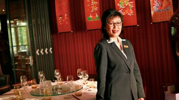 Christine Yong, general manger at Red Emperor.