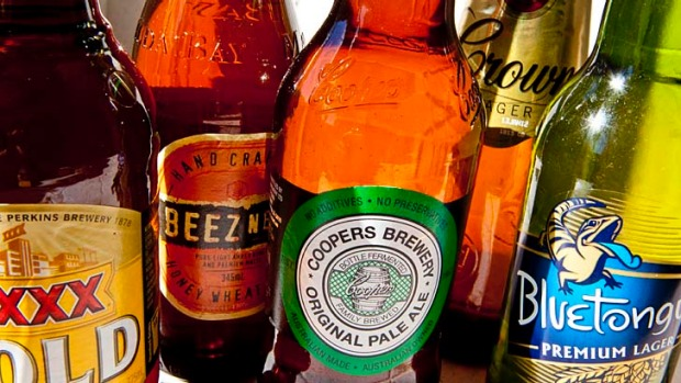Chilled: the end of the beer wars means consumers will be paying more.