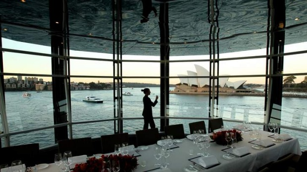 Quay ranked No. 29 in the 2012 S. Pellegrino World's 50 Best.