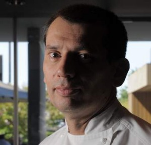 Fabien Wagnon, Konoba executive chef.